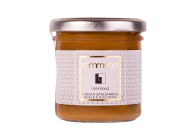"""Mmmood"" Cream of Honey & Hazelnuts"
