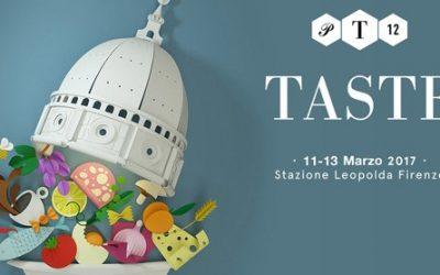 Corte Luceoli vi aspetta al TASTE stand D/120 Firenze